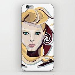 Queen Lagertha iPhone Skin