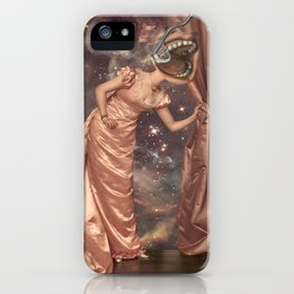 SHE ACHES iPhone Case