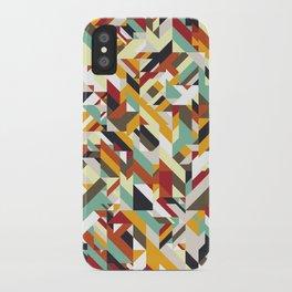 Native Geometric iPhone Case