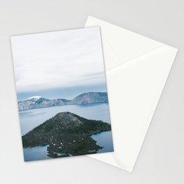 Crater Lake, Oregon Stationery Cards