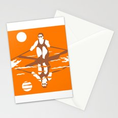 Rower Stationery Cards