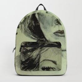 BETTY LOREN-MALTESE Backpack