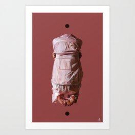 """""""Pricken över dig"""" Art Print"""
