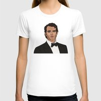 napoleon T-shirts featuring Napoleon Solo by Grace Teaney Art
