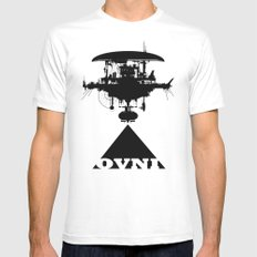 OVNI MEDIUM Mens Fitted Tee White