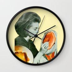 Bone Sweet Bone Wall Clock