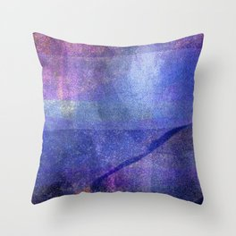Sky and Space Throw Pillow