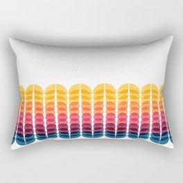 Metamorphosis Pattern Rectangular Pillow