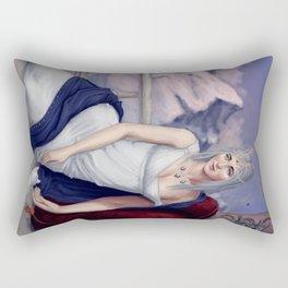 winter princess Rectangular Pillow