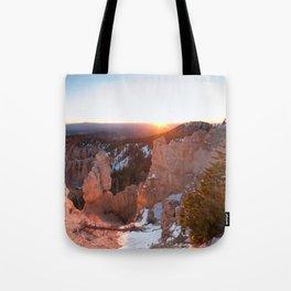Bryce Canyon Sunrise Tote Bag