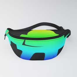Idaho Pride USA State Love Map Fanny Pack
