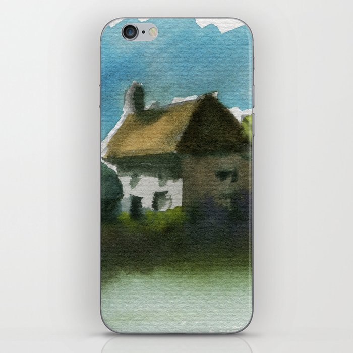A Place in the Country iPhone Skin