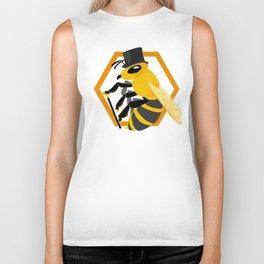Bee Fancy Biker Tank