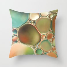 Pastel Abstraction #2 Throw Pillow