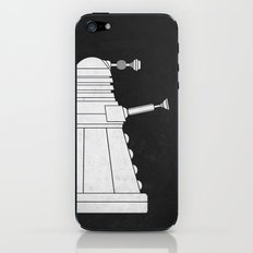 DOCTOR WHO - EXTERMINATE! iPhone & iPod Skin