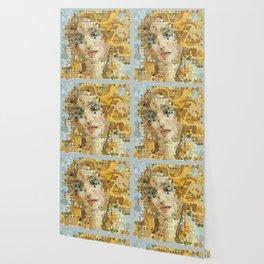 Dotticelli Venus (Square) Wallpaper