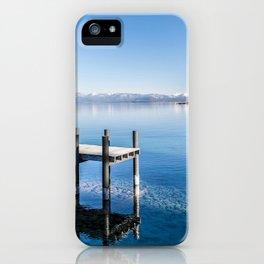 Lake Tahoe 2 iPhone Case