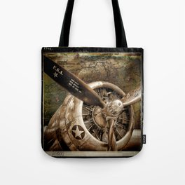 Wing and a Prayer Tote Bag