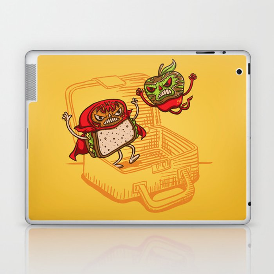 Lunchadores Laptop & iPad Skin