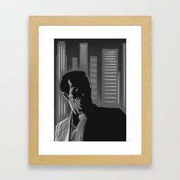 Parker Framed Art Print