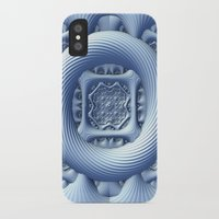 frozen iPhone & iPod Cases featuring Frozen by Lyle Hatch