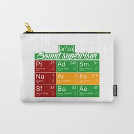 ae'm Sound supervisor Carry-All Pouch