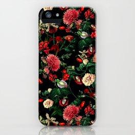 Botanical Garden VSF015 iPhone Case