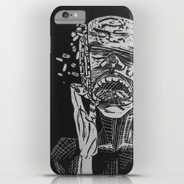 Overmedicated iPhone Case