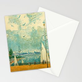 Advertisement la suisse orientale zurich  Stationery Cards