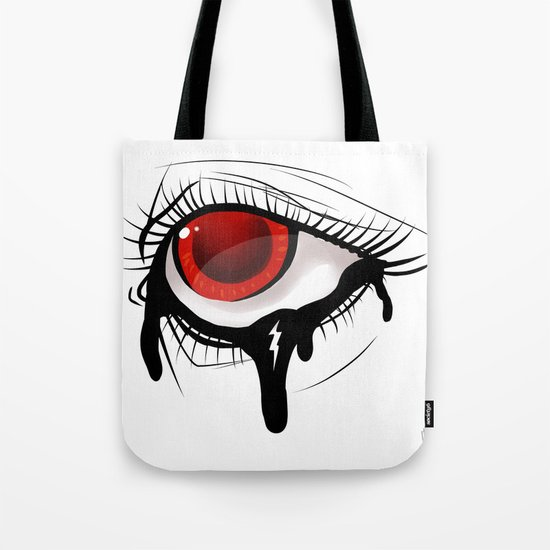 """""""Lightning Bolt"""" by Kailyn Boehm Tote Bag"""