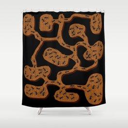 Amazing Ant Farm Shower Curtain