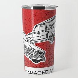 Left Car, Right Car Travel Mug