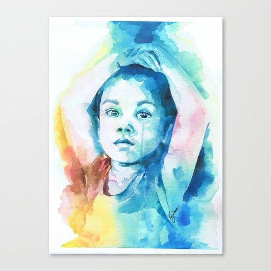 Devolution Canvas Print