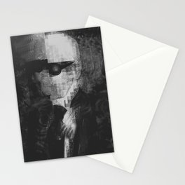 Karl Lagerfeld Star Futurism Limited Stationery Cards