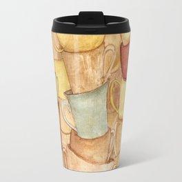 2 espressos Travel Mug