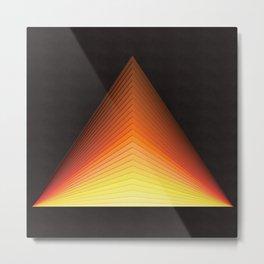 Geometric Series - 201109 Metal Print