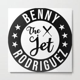 Benny The Jet Rodriguez Metal Print