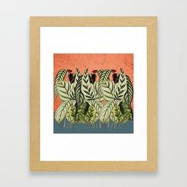 Botanic I Framed Art Print