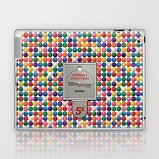 La Machine à Gomme Balloune Laptop & iPad Skin