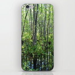 When the Cypress Whispers iPhone Skin