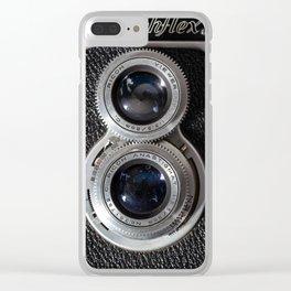 1950s Ricohflex Clear iPhone Case