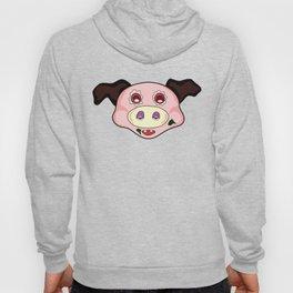 crazy pig Hoody