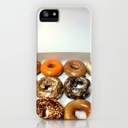 Krispy Kreme. iPhone Case
