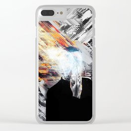 Hyper Reality Clear iPhone Case
