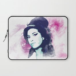 Amy | Vector tribute Laptop Sleeve