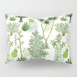 Green jungle pattern Pillow Sham