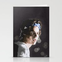 harry Stationery Cards featuring Harry by Judit Mallol