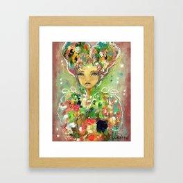 Sacred Alone Framed Art Print
