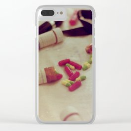 teenaged Clear iPhone Case