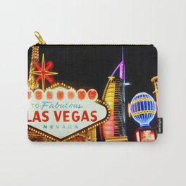 Living Las Vegas 2 Carry-All Pouch